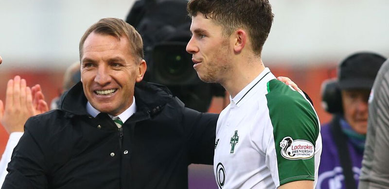 Brendan Rodgers Gives Brief Ryan Christie Update